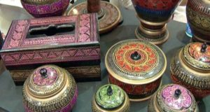 Promoting local businesses: Three-day crafts exhibition opens in Karachi