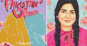 Empowering Pakistani women one illustration at a time