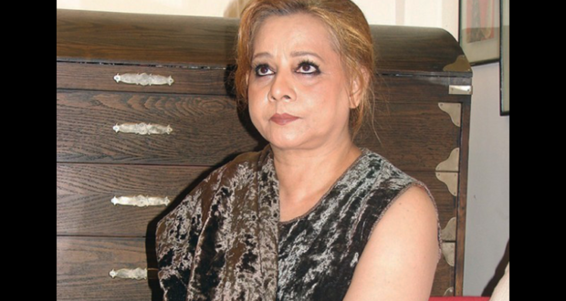 Renowned actress Roohi Bano passes away in Turkey