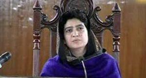 Balochistan women have more social challenges: Raheela Durrani