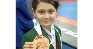 Taekwondo Championship: Swat girl bags bronze medal in UAE meet