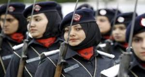 'Women to be given opportunities for change in police force'