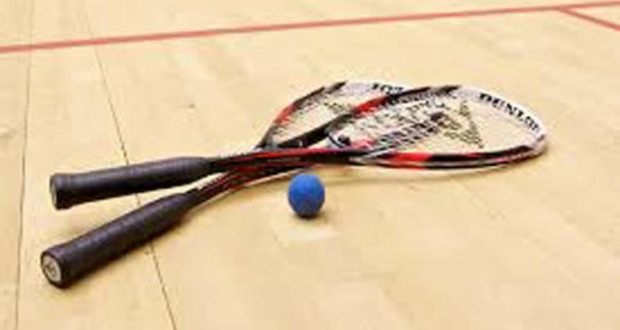Amna annexes National Women Squash trophy