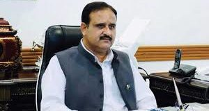 Buzdar lays foundation stone of reconstruction project of women college