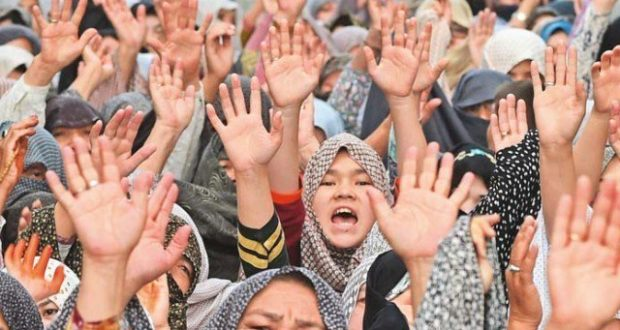 'Non-implementation of existing laws is making women vulnerable'