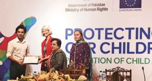 Shehzad Roy becomes a part of 'Protecting our Children against Child Abuse' initiative