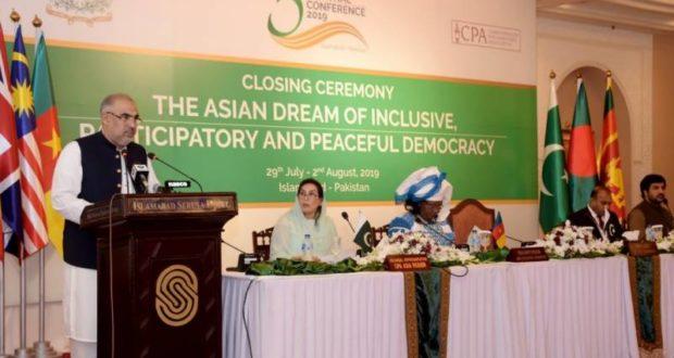 Women and youth vital for socio-economic development: Speaker NA Asad Qaiser