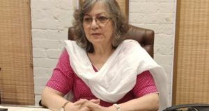 Muneeza Hashmi appointed first woman chairperson of Lahore Arts Council