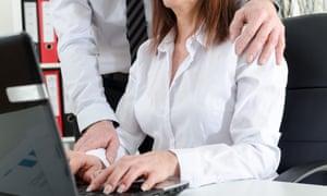CS visits offices of ombudsman for women harassment