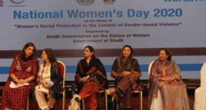 For a society to progress, ensuring women's right is essential