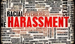 Universities working on creating harassment-free environment