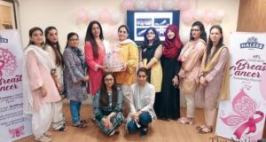 Haleeb Foods raises Breast Cancer awareness