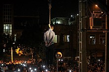 Public hanging of rapist demanded