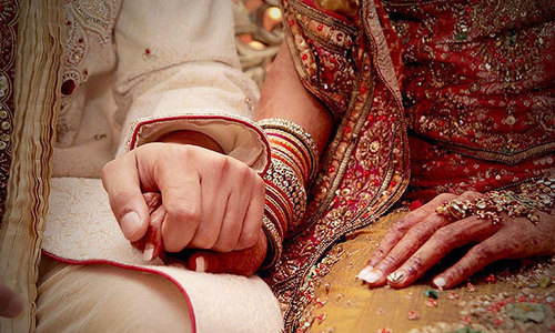 Seven held over child marriage in Chitral