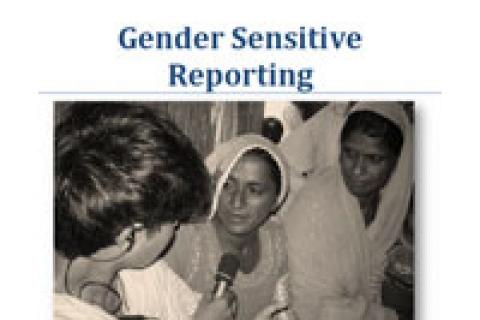 Australia advocates gender-sensitive media reporting