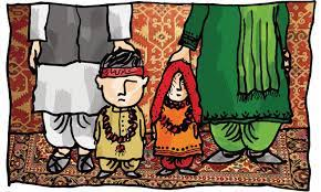Police foil child marriage