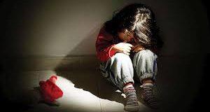 'Child rapist' held