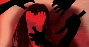 First-year girl gang raped, three suspects held
