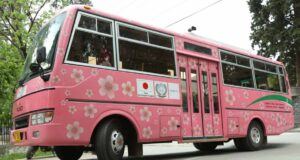 Its curtains for women bus service
