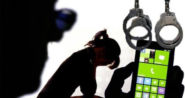 Man posts girl's photos on social media, gets arrested