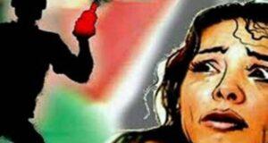 Kohat woman injured in acid attack
