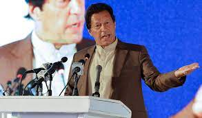 'Ashamed and pained' at Minar-i-Pakistan assault incident: PM Imran