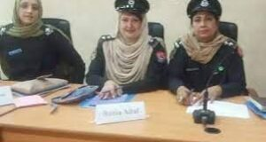 First women police station opens in Swat
